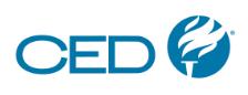 CED Logo - Rocket-Hire