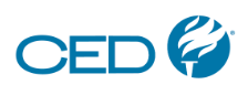 CED Logo - Rocket-Hire